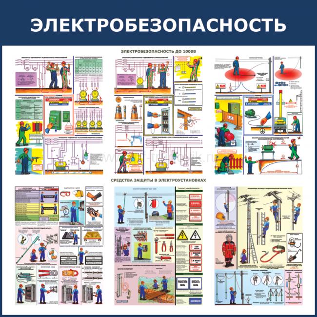 Презентация на тему: Электробезопасность Одно