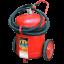 Порошковый огнетушитель ОП-35(з) ABCE (ОП-50)