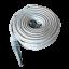 """Рукав пожарный напорный """"Сибтекс"""" диам. 51 мм в сборе с головками ГР-50 ал. и стволом РС-50,01 ал. длина скатки 20±1м"""