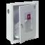 Пожарный шкаф ШПК-310 ВО (встроенный, открытый)